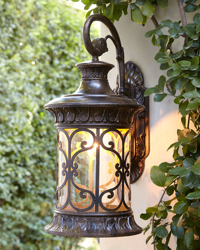 Orlean Large Outdoor Sconce