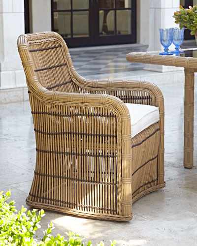 Rafter Outdoor Dining Chair