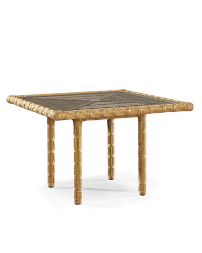 Rafter Square Outdoor Dining Table