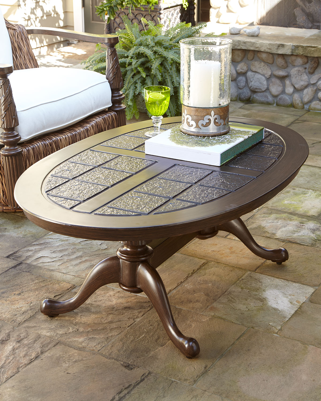 Royal Plantation Outdoor Coffee Table