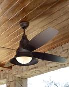 Laurent Indoor/Outdoor Ceiling Fan