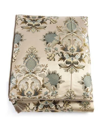 Queen Rochelle Floral Duvet Cover
