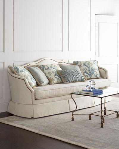 China Spring Sofa