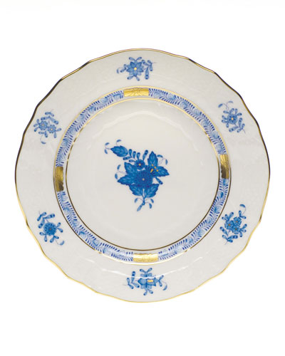 Blue Chinese Bouquet Bread & Butter Plate