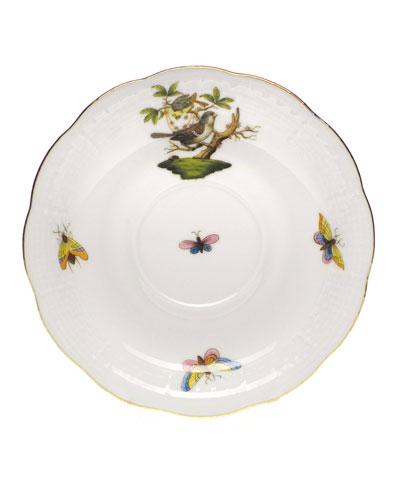 Rothschild Bird Saucer #1
