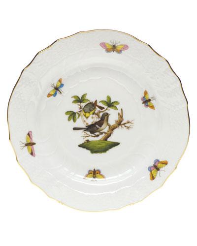Rothschild Bird Bread & Butter Plate #1