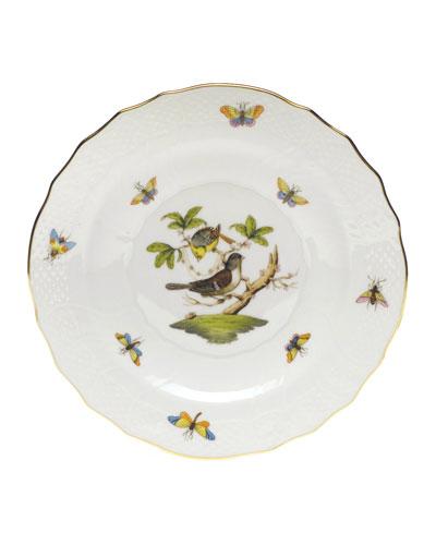 Rothschild Bird Salad Plate