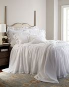 Cecily Queen Skirted Bedspread