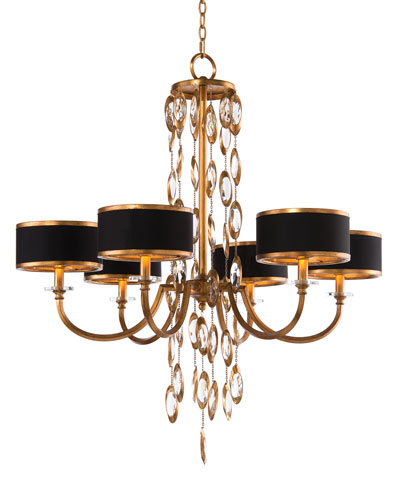 Black Tie 6-Light Chandelier
