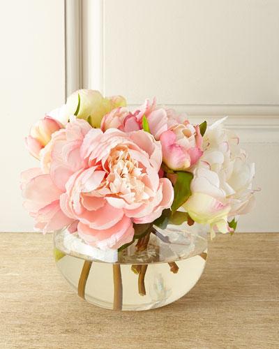 Silk Floral Arrangement Neiman Marcus