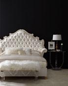 Daniella Tufted King Bed