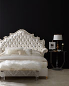 Haute House Daniella Tufted Bed & Matching Items