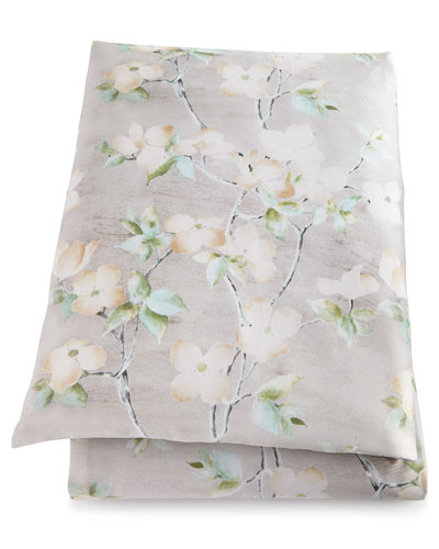 King Dogwood Duvet Cover