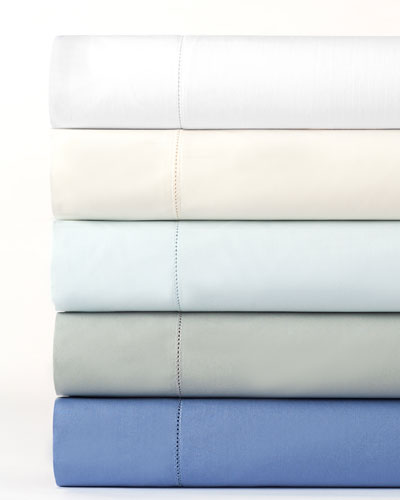 California King 500TC Lia Fitted Sheet