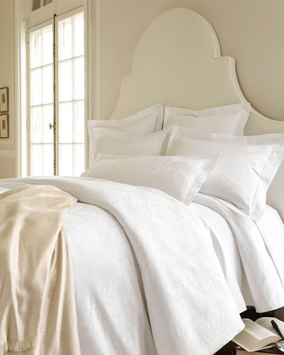 Queen Simone Duvet Cover