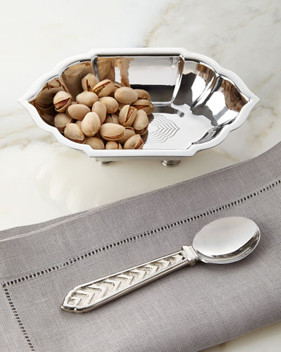 Palace Nut Dish with Spoon