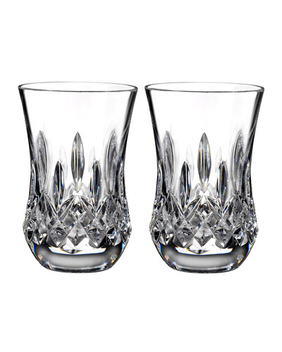 Lismore Flared Tumblers, Set of 2