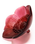 Anemone Figure, Red