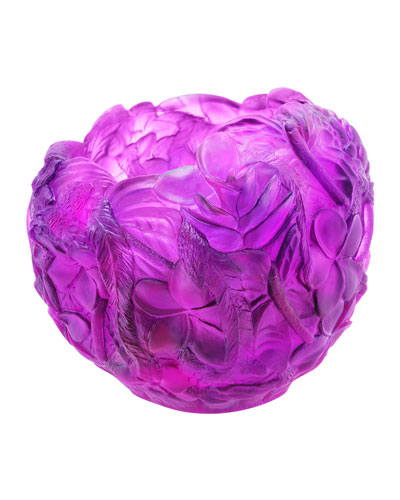 Bouquet Vase, Red/Purple