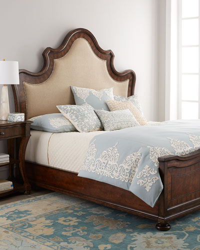 Karissa Upholstered Queen Bed
