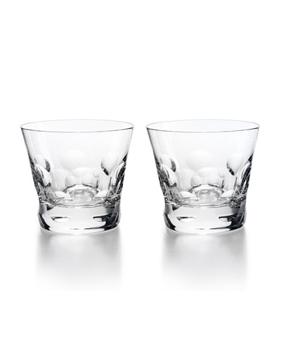 Beluga Double Old Fashion Tumblers, Set of 2