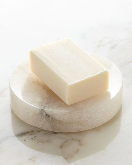 Kassatex Alabaster Soap Dish