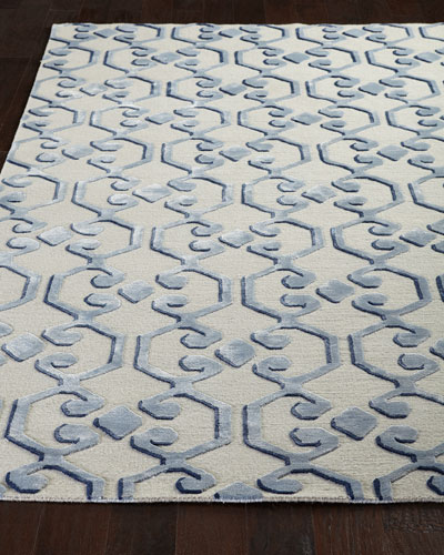 Romilly Rug, 6' x 9'