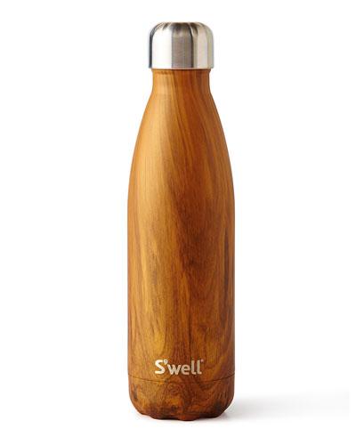 Teakwood 25-oz. Reusable Bottle