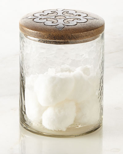 Heritage Collection Glass Jar