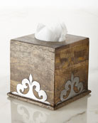 Heritage Collection Tissue Box Cover