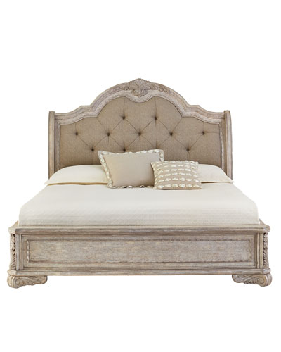 Camilla Queen Bed