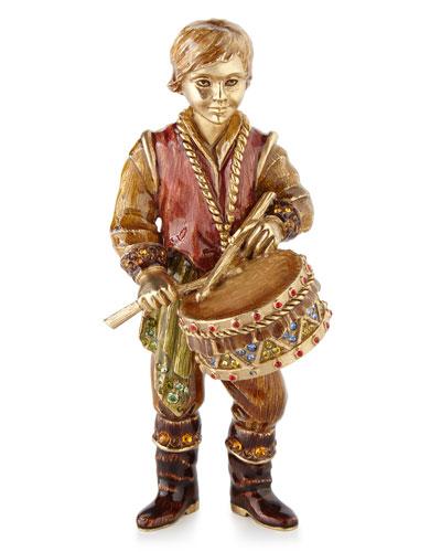 Drummer Boy Figurine