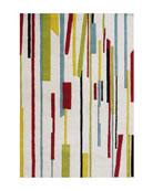 Ribbon Rug, 5' x 8'