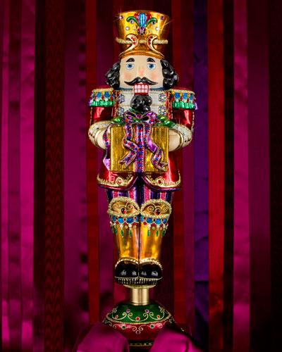 Tall Nutcracker Figurine