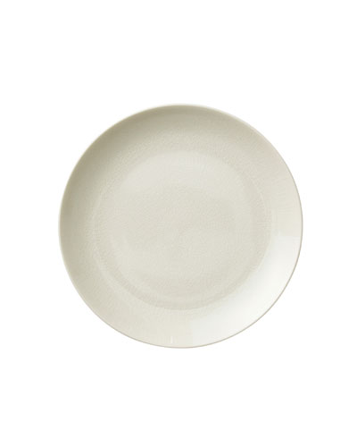 CRACKLE OPAL DESSERT PLATE