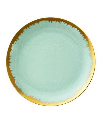 Seaglass Brushstroke Dinner Plate