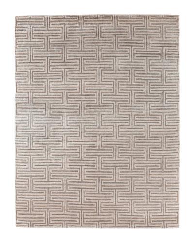 Keely Bamboo-Silk Rug, 8' x 10'