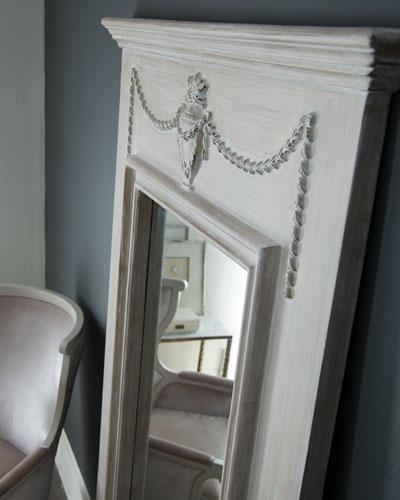 Floor Mirror Decor Neiman Marcus Floor Mirror
