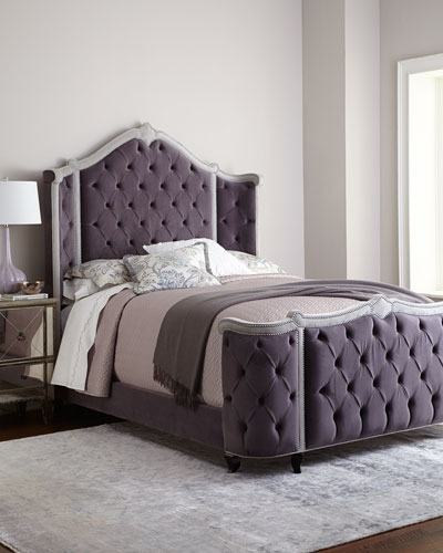 Penelope King Bed
