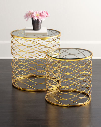 Breslow Side Tables, 2-Piece Set