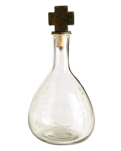 House Blessing Decanter