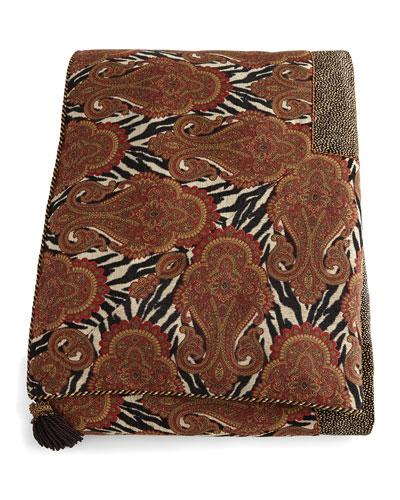 King Exotica Duvet Cover