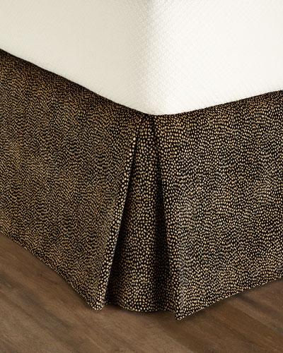 Queen/King Exotica Dust Skirt