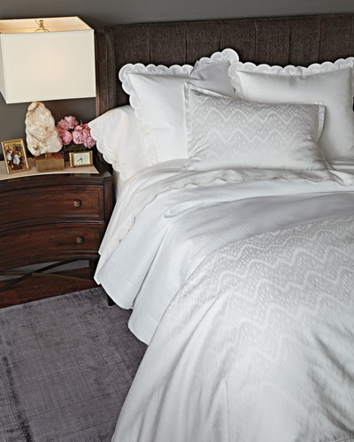 Queen 500TC Fitted Sheet