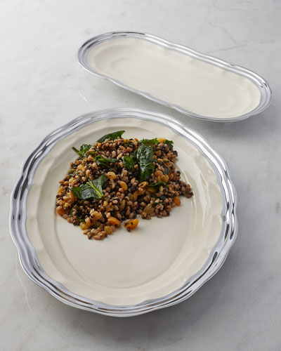 Countryside Oval Platter