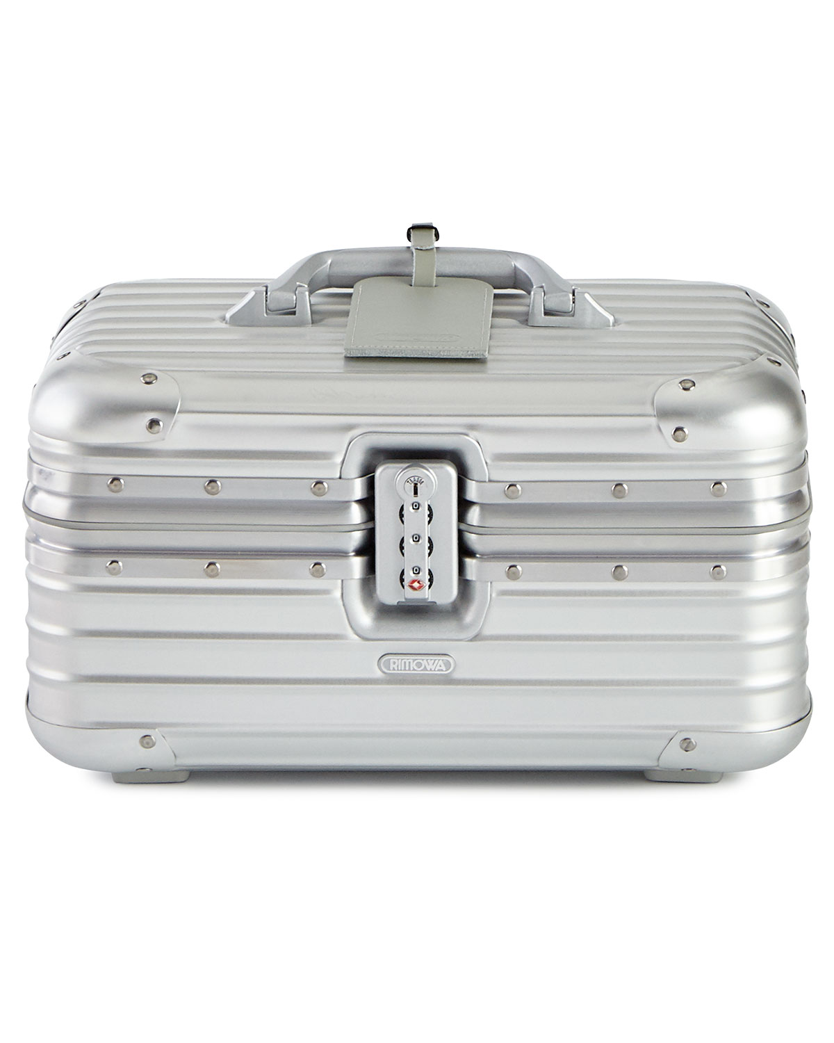 Topas Silver Beauty Case