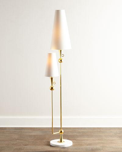 Caracas Floor Lamp