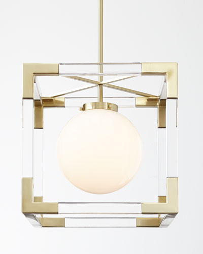 Jacques 1-Light Pendant
