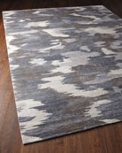 Exquisite Rugs Sorrell Abstract Rug, 6' x 9'