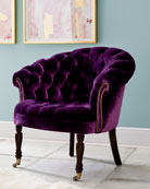 Purple Sausalito Chair